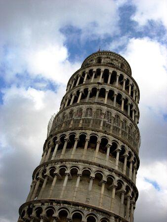 ピサの斜塔イタリア