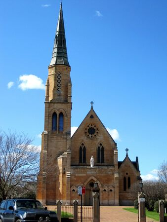 mary's: St. Marys Catholic Church, Mudgee, NSW, Australia