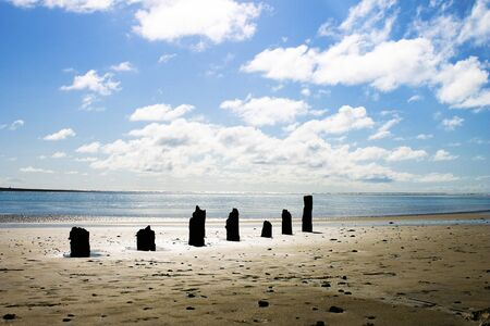 Pier Remains Imagens