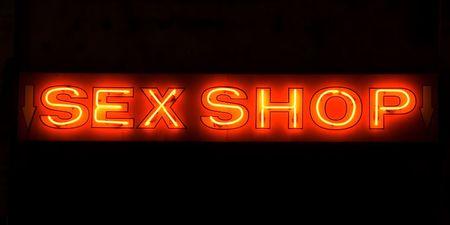 Shop Neon Sign