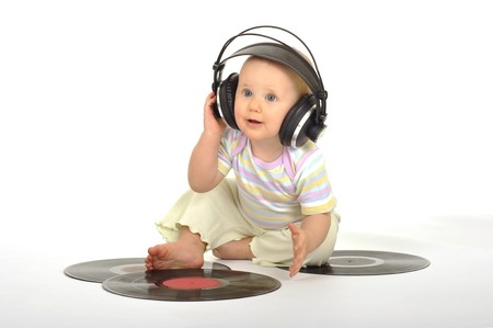 sweet little dj photo