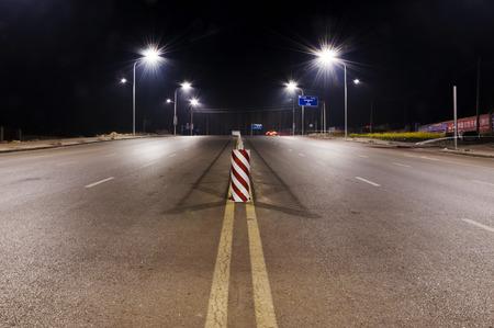 night road: Night road