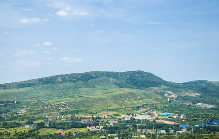 hillside: Hillside village