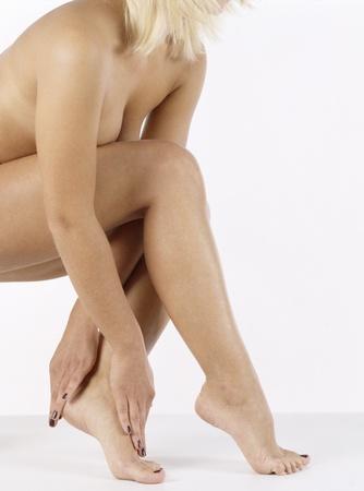 naked body  Stock Photo