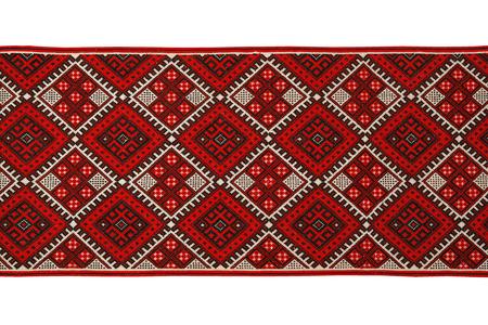 punto de cruz: bordado a punto de cruz patrón ornamento étnico ucraniano