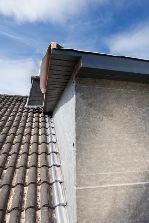 dormer: Detalle de un nuevo rinc�n buhardilla construida en una casa antigua