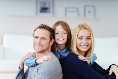 Redhead family sit com