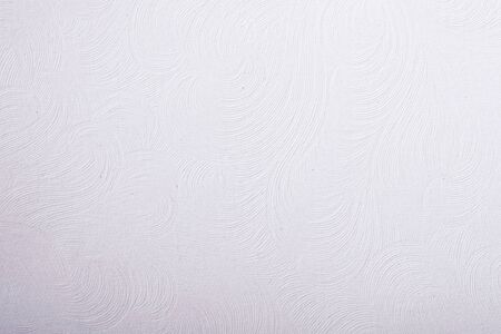 Background of white textured paper