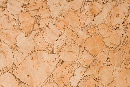 Decorative cork wallpaper as a background Stock Photo - 4029817