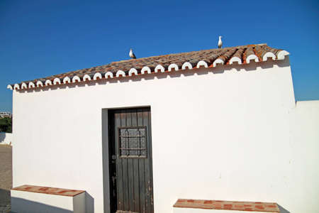 Typical house  from Algarve, Portugal
