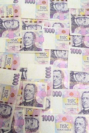 koruna: czech crown ceska koruna national money in czech republic