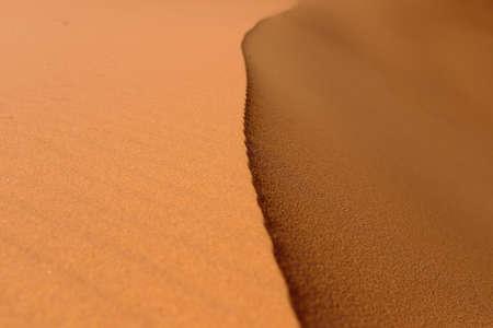 non urban: Desert background - Sahara in Morocco near to Merzouga Stock Photo