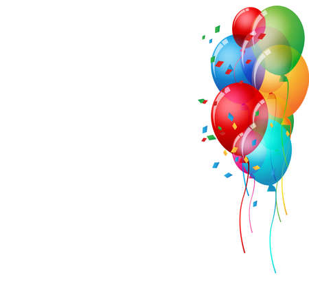 birthday balloon: birthday celebration