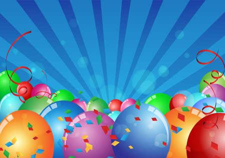 invitación a fiesta: celebración del cumpleaños