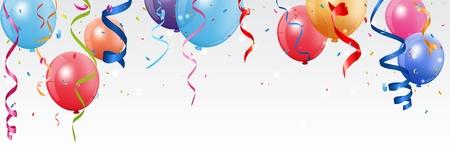 birthday celebration: Birthday and celebration banner