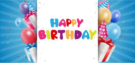 birthday celebration: Birthday celebration background