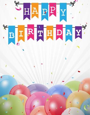 birthday celebration: Birthday celebration greeting card