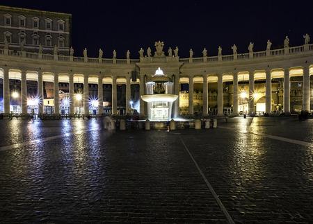 st peter s square: san pietro square