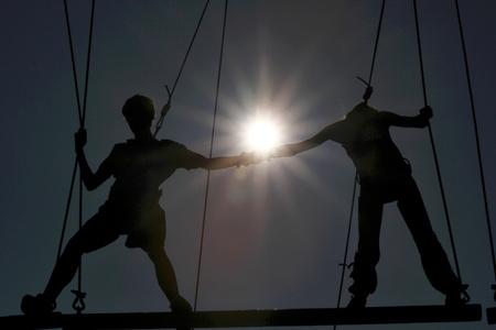 obstacle: Por supuesto Cuerda