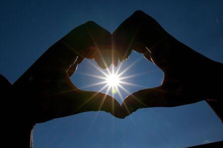 We love the sun rays