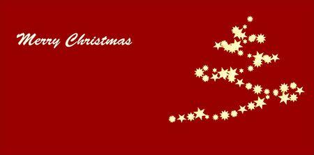 atmosfera: monocrom�tica Tarjeta de Navidad - ambiente navide�o