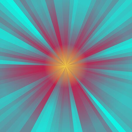 light source: abstract texture with a light source coming from the center of the image