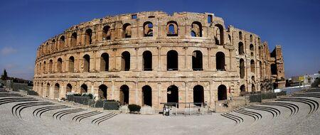 roman amphitheatre: Anfiteatro romano de el-Jam, Coliseo