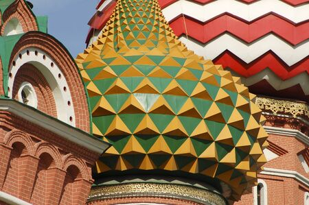 red square moscow: Saint Basils cathedral, Red Square, Moscow, Russia