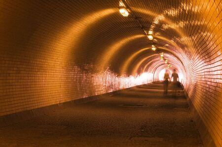 Light at the End of the Tunnel Stock Photo - 2133989