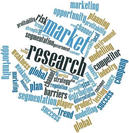 empoll�n: Nube palabra abstracta para la investigaci�n de mercado con etiquetas y t�rminos relacionados