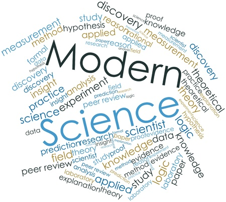Abstract word cloud for Modern Science with related tags and terms Stock Photo - 15829984