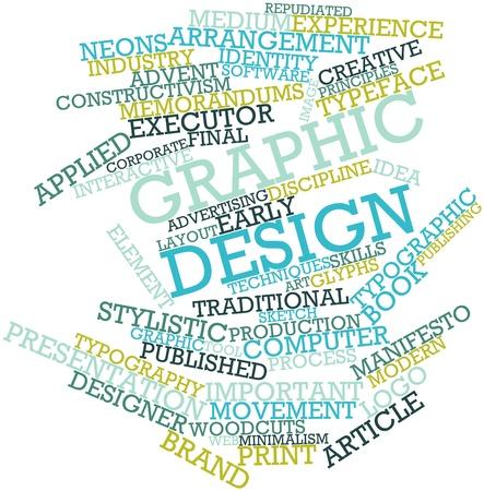 increasingly: Word cloud astratto per la progettazione grafica con tag correlati e termini Archivio Fotografico