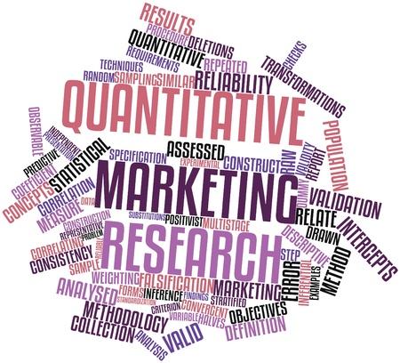 validez: Nube palabra abstracta para la investigación de mercados cuantitativa con las etiquetas y términos relacionados