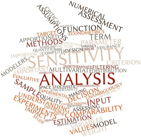 increasingly: Word cloud astratto per l'analisi di sensibilit� con tag correlati e termini