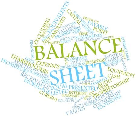 retained: Nube palabra abstracta para Balance con las etiquetas y términos relacionados