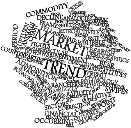 rancheros: Nube palabra abstracta para la tendencia de mercado con etiquetas y t�rminos relacionados