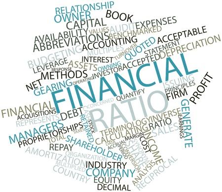 retained: Nube palabra abstracta para la relaci�n financiera con las etiquetas y t�rminos relacionados Foto de archivo