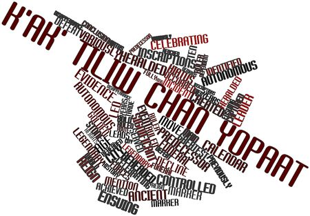 ensuing: Abstract word cloud for Kak Tiliw Chan Yopaat with related tags and terms