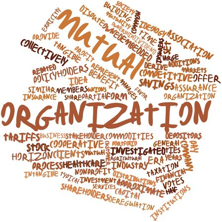 disadvantages: Abstract word cloud for Mutual organization with related tags and terms
