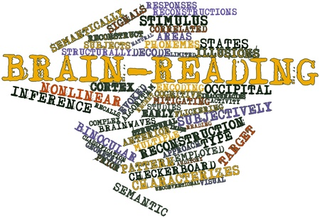 limitations: Abstract word cloud for Brain-reading with related tags and terms