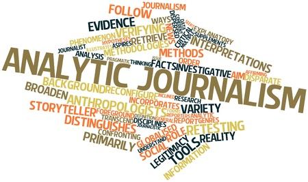historians: Word cloud astratto per il giornalismo analitico con tag correlati e termini Archivio Fotografico