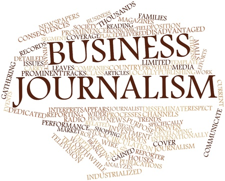 industrialized country: Abstract word cloud for Business journalism with related tags and terms