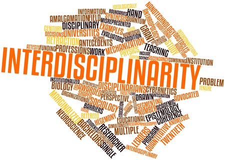 Abstract word cloud for Interdisciplinarity with related tags and terms Stock Photo - 16578886