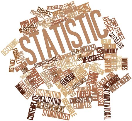variance: Abstract word cloud for Statistic with related tags and terms