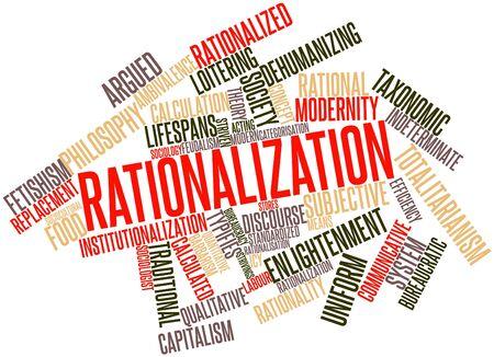 ambivalence: Nuage de mots abstraits pour la rationalisation des balises et des termes connexes