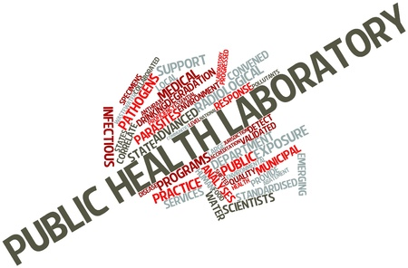affecting: Abstract word cloud for Public health laboratory with related tags and terms