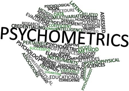 validez: Nube palabra abstracta para Psicometr�a con etiquetas y t�rminos relacionados