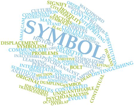 blubber: Abstract word cloud for Symbol with related tags and terms