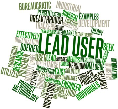 disadvantages: Abstract word cloud for Lead user with related tags and terms