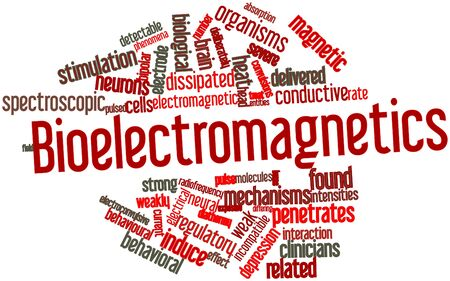 incompatible: Abstract word cloud for Bioelectromagnetics with related tags and terms